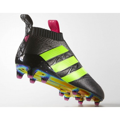 adidas ace laceless boots