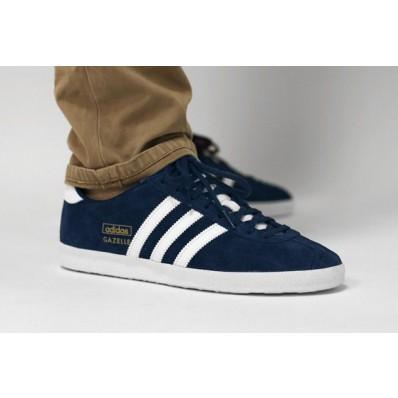 adidas gazelle bleu marine homme 924f69a80906