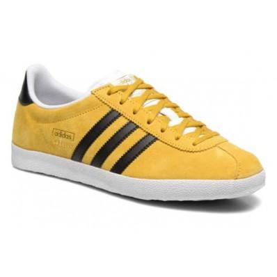 adidas gazelle jaune