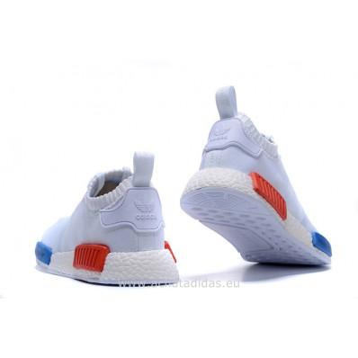 adidas nmd bleu blanc rouge