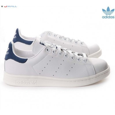 adidas stan smith bleu et blanc