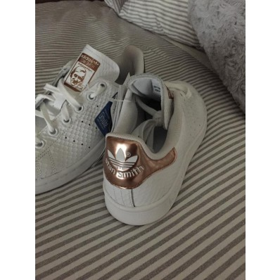 adidas stan smith femme rose gold