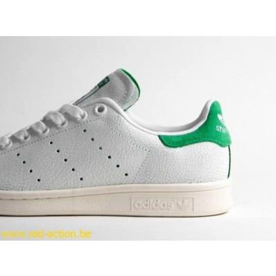 stan smith craquelé