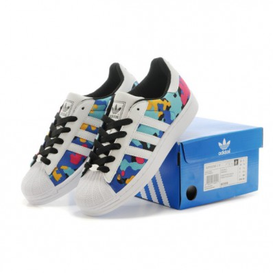 adidas superstar color pas cher