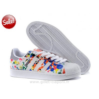 adidas superstar femme color