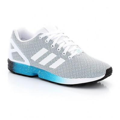 adidas zx flux grise femme pas cher