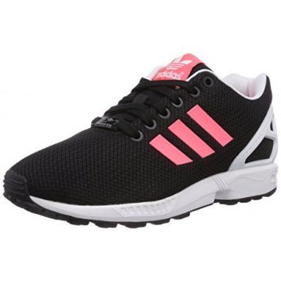 adidas zx flux pas cher rose et noir