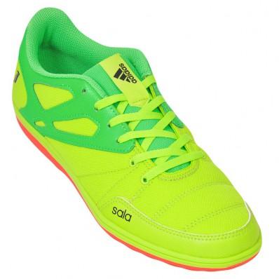 tenis adidas messi verdes
