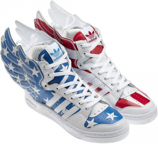adidas chaussure ailes