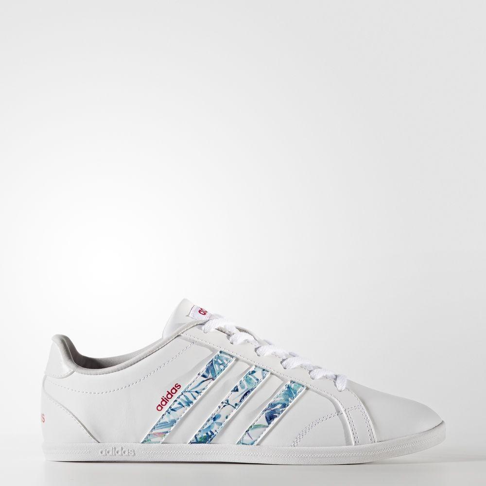 adidas coneo qt w blanche
