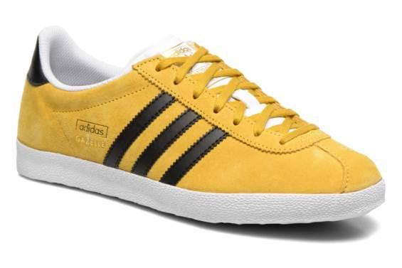 gazelle jaune Adidas original chaussures,adidas original pas