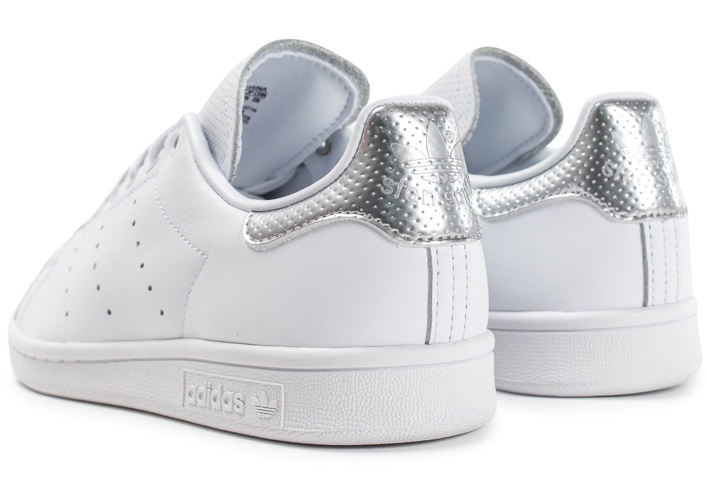 adidas femme stan smith argent