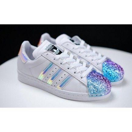 adidas superstar femme iridescent