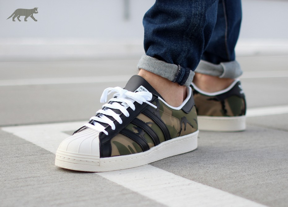 adidas homme camouflage