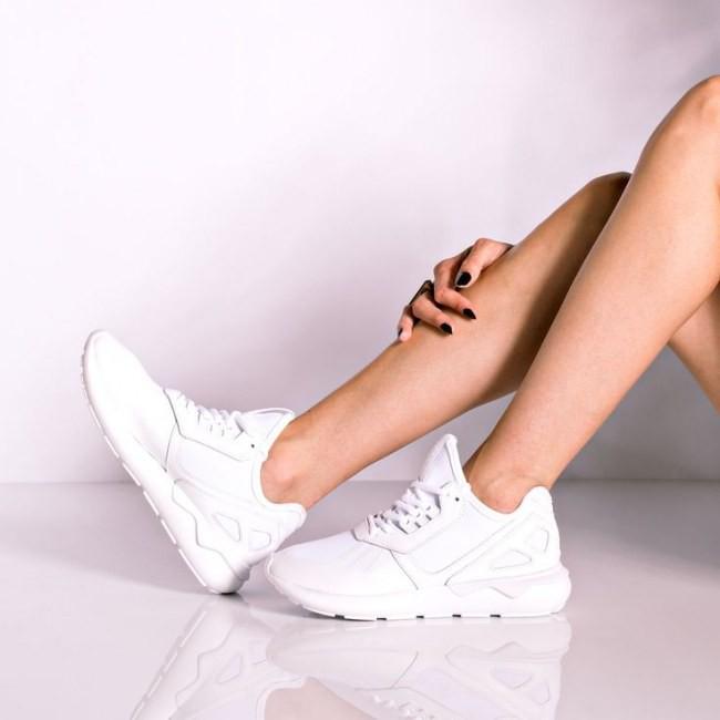 adidas tubular blanche femme