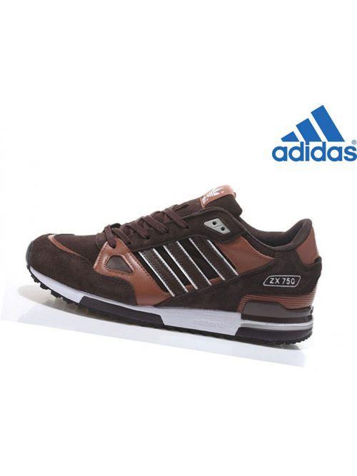 adidas 750 zx maron