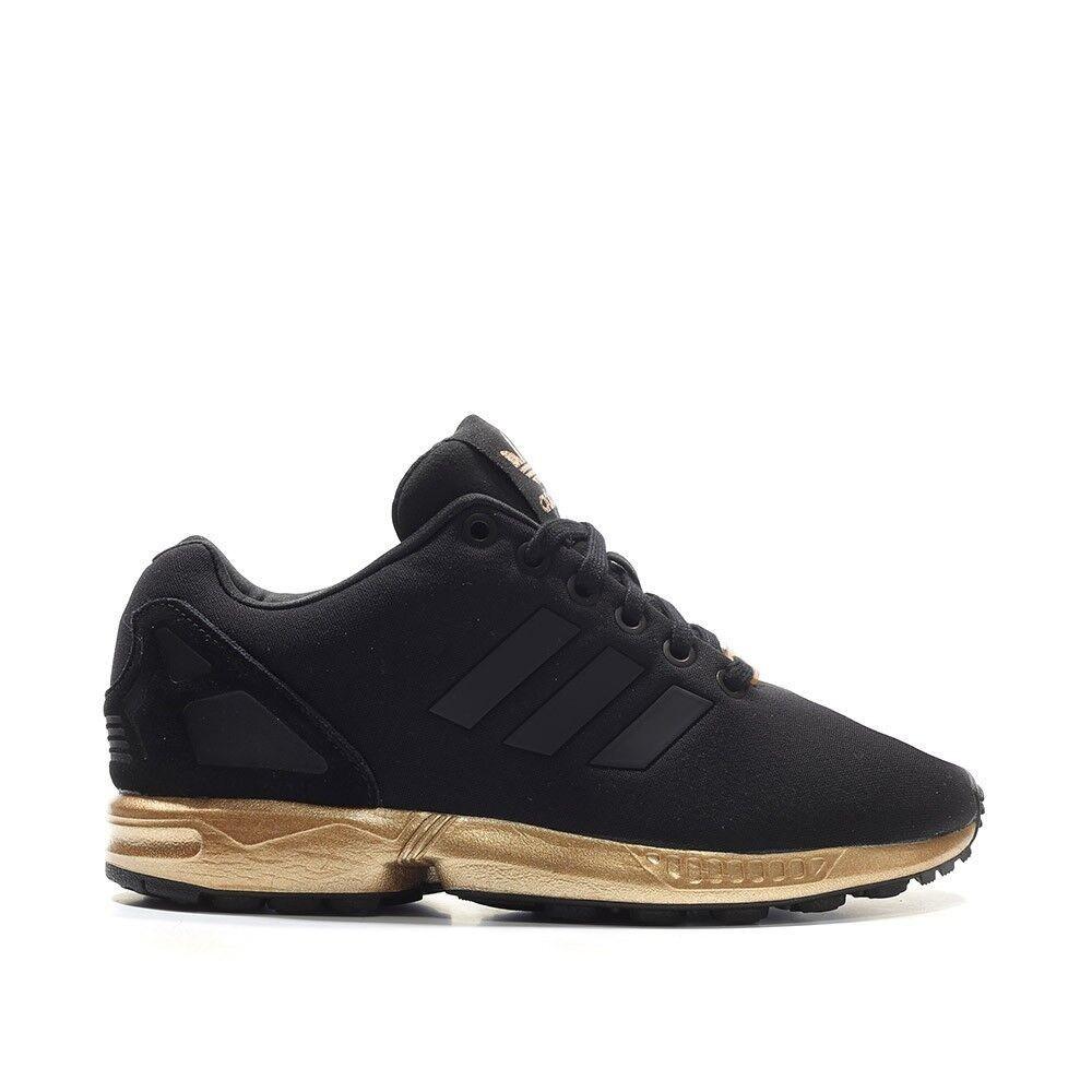 adidas zx noir et or