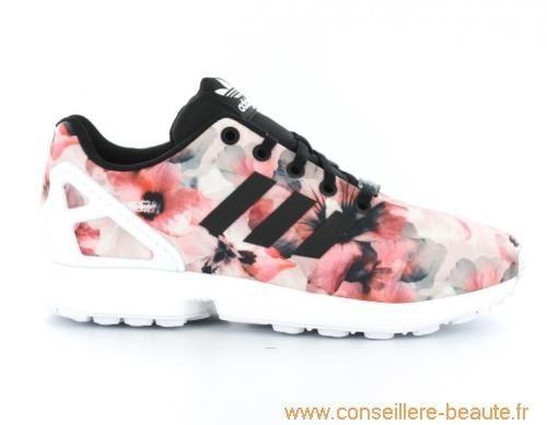chaussure femme adidas zx flux