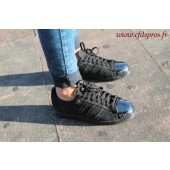 adidas superstar kaki metal