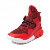 adidas tubular x rouge
