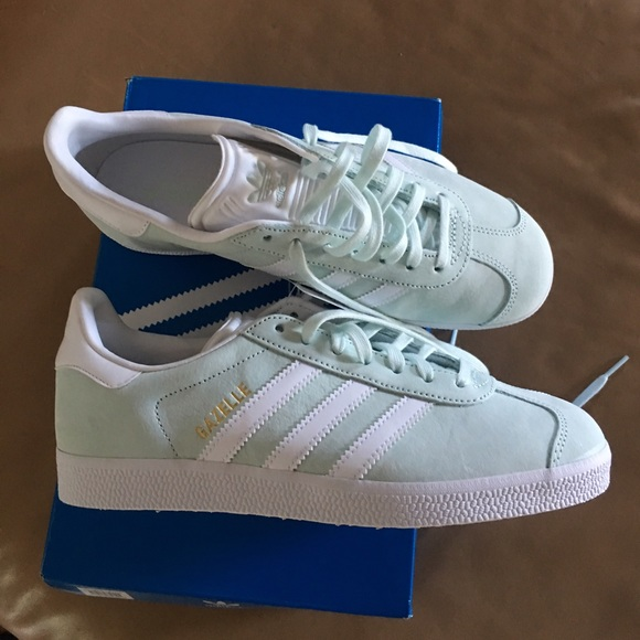 adidas gazelle ice mint