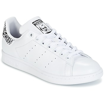 hot adidas stan smith femmes noir and blanc 99735 1d671