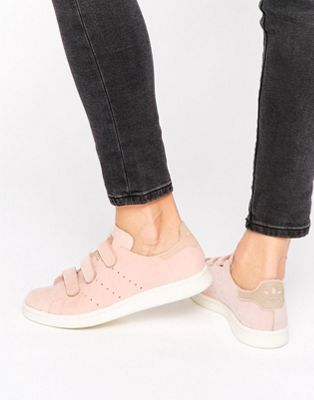adidas stan smith scratch rose