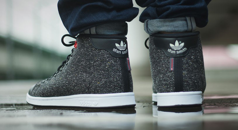 adidas stan smith winter