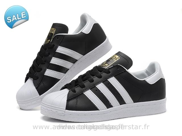 revendeur b9afd e4383 adidas superstar noir et blanche