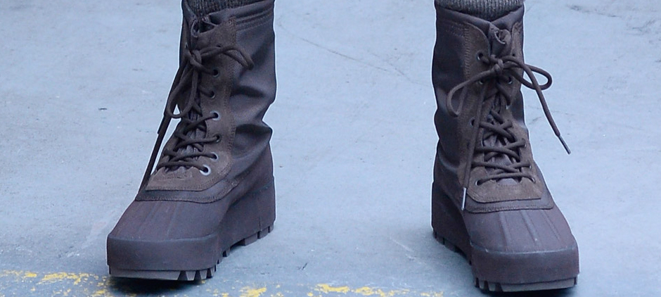 adidas yeezy duck boot